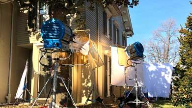 Photo of Producing a Video Crew – CNTA_TLP000001