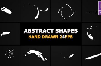 Photo of Abstract Shape Elements – Download Videohive 22874995