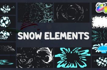 Photo of Cartoon Holiday Elements | FCPX – Download 25303561 Videohive