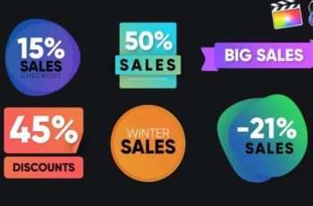 Photo of Sales Badges Pack – 25427653 Videohive Download