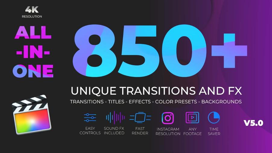 Photo of Hướng Dẫn Cài Đặt  Transitions – Effects – Titles – Generators Trên Final Cut ProX