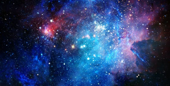 Photo of Space Nebula 4K – Videohive 17506674