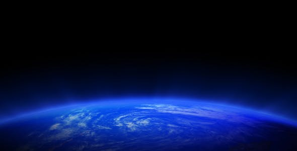 Photo of Space Panorama Earth Shine – Videohive 2498645