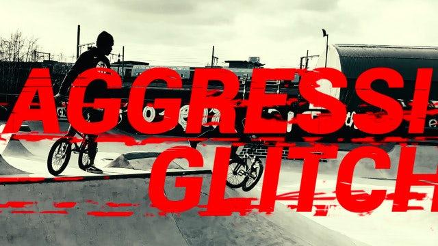 Photo of Aggressive Glitch Titles – MotionArray 587963