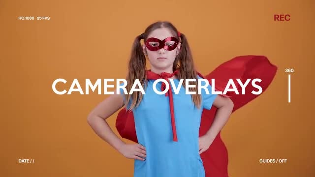 Photo of Camera Screen Overlays – MotionArray 242284
