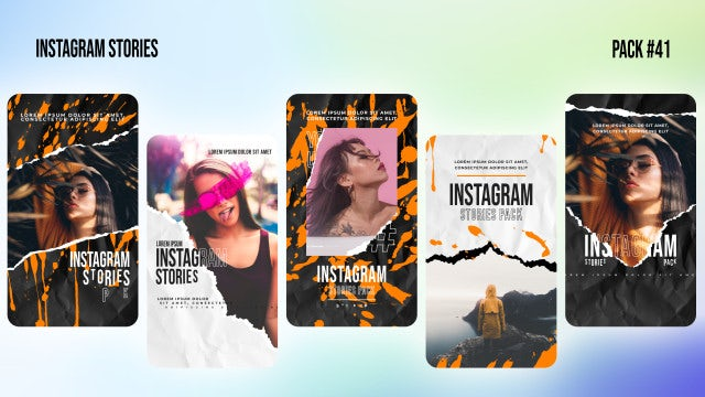Photo of Instagram Stories Pack 41 – MotionArray 606804
