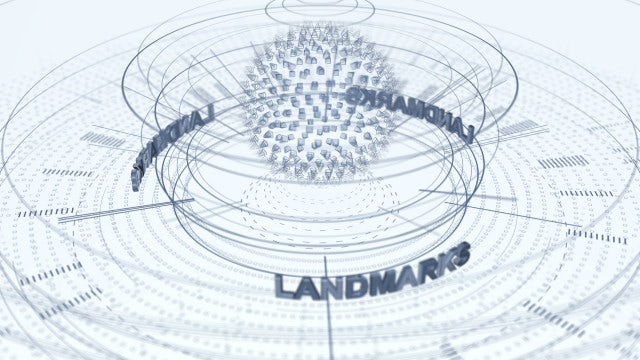 Photo of Landmarks Background – MotionArray 299094