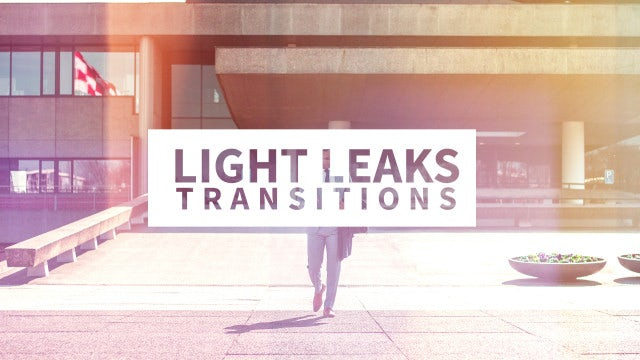 Photo of Light Leaks Transitions – MotionArray 242133