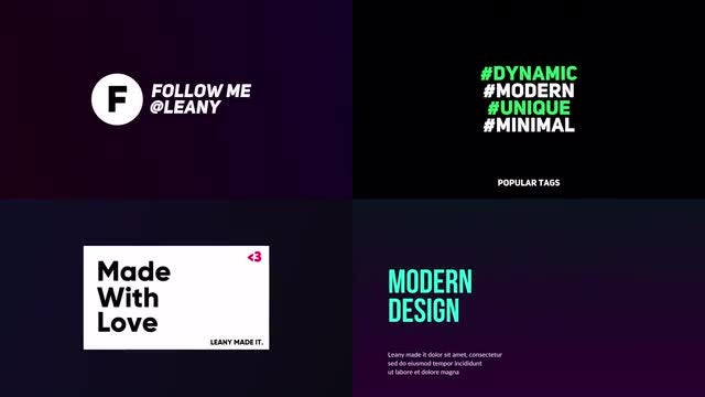 Photo of Macros Typography – MotionArray 605599