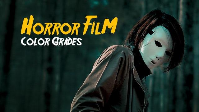 Photo of Horror Film Color Grades – MotionArray 832927