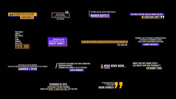 Photo of 14 Stylish Corporate Titles – Videohive 28663801