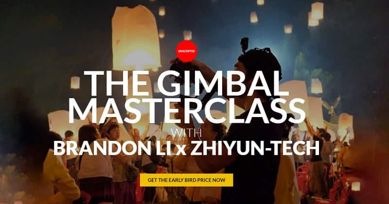 Photo of The Gimbal Masterclass With Brandon Li