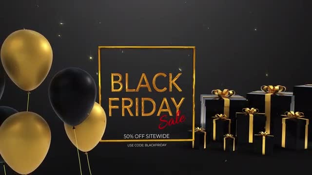 Photo of Black Friday – MotionArray 860240