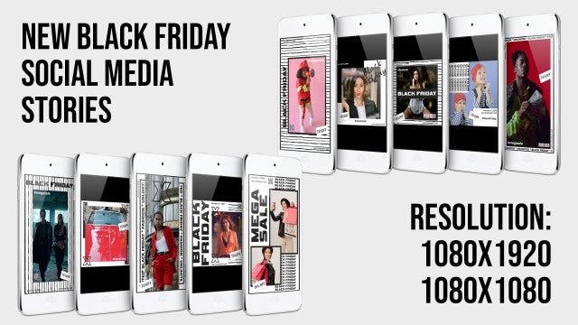 Photo of Black Friday Social Media Stories – MotionArray 862970