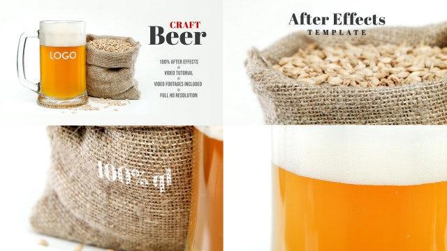 Photo of Craft Beer – MotionArray 861883