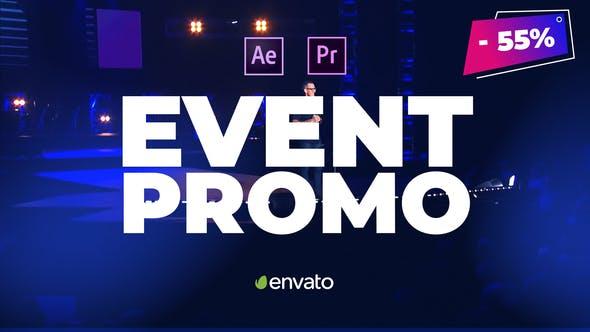 Photo of Event Promo – Videohive 22982361
