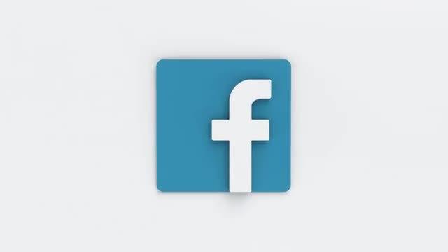 Photo of Facebook Logo – MotionArray 860359