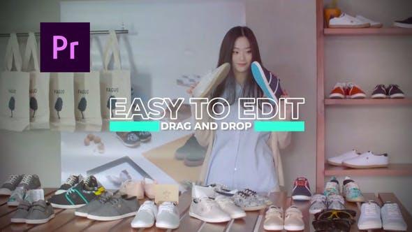 Photo of Fashion Clean Slideshow – Videohive 21479624