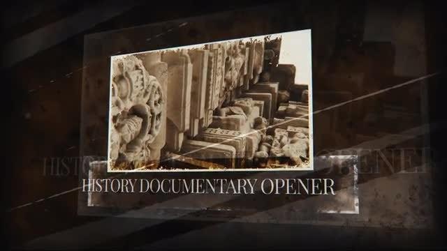 Photo of History Documentary Opener – MotionArray 860191