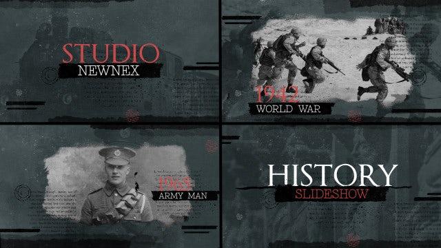 Photo of History Slideshow – MotionArray 861787
