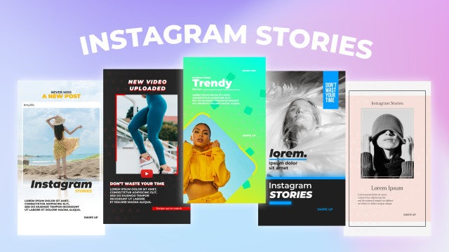 Photo of Instagram Stories Pack 56 – MotionArray 861677