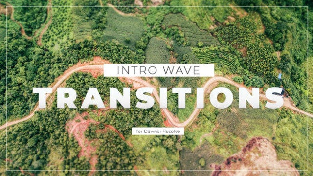 Photo of Intro Wave Transitions – MotionArray 857671