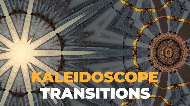 Photo of Kaleidoscope Transitions – MotionArray 853909