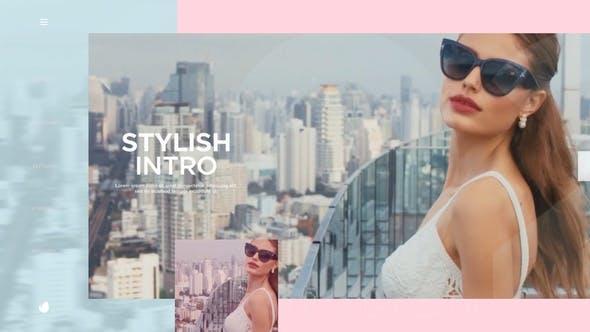 Photo of Modern Fashion Intro – Videohive 24050470