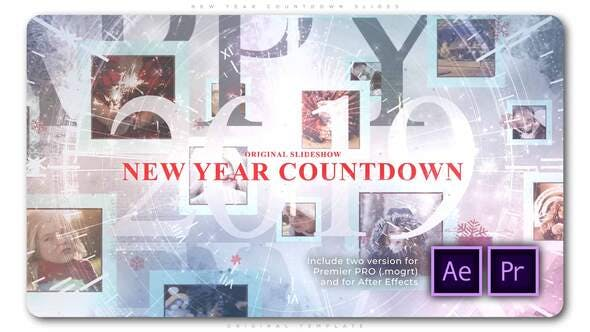 Photo of New Year Countdown Slides – Videohive 29479050