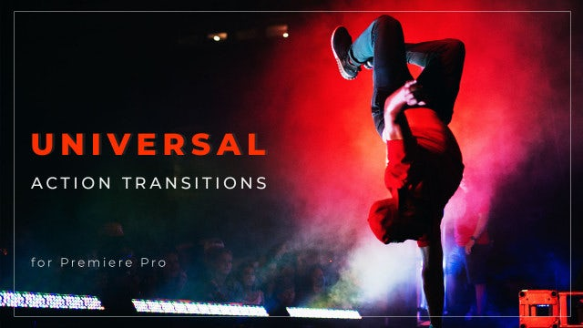 Photo of Universal Action Transitions – MotionArray 840771