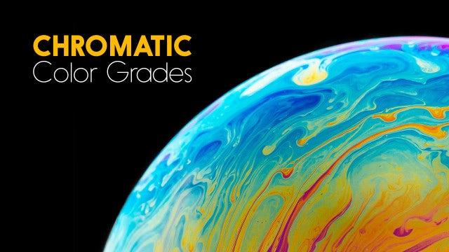Photo of Chromatic Color Grades – MotionArray 851625