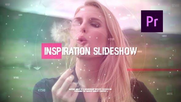 Photo of Stylish Glitch Slideshow – Videohive 21479838