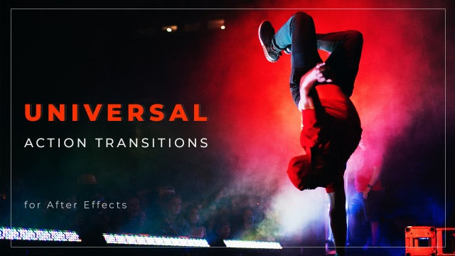Photo of Universal Action Transitions – MotionArray 848757