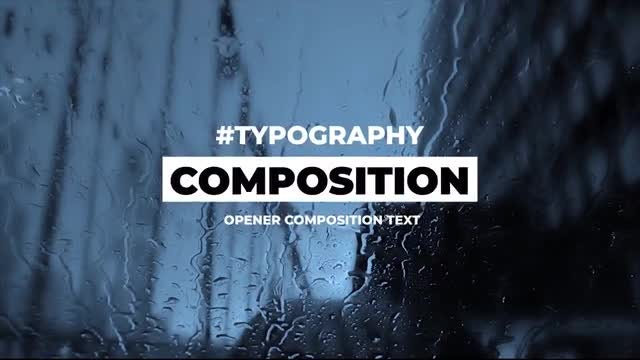 Photo of Titles Typography – MotionArray 887270