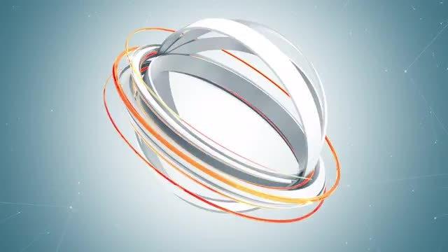 Photo of Abstract Circles Logo – MotionArray 909983