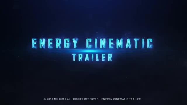 Photo of Energy Cinematic Trailer – MotionArray 890549
