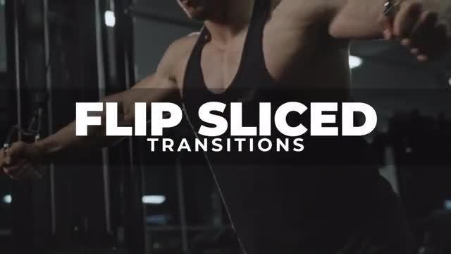Photo of Flip Sliced Transitions – MotionArray 905748