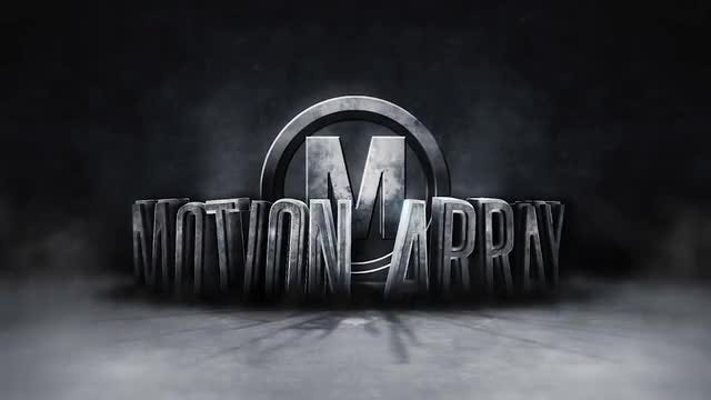 Photo of Metallic 3D Logo Intro – MotionArray 896595