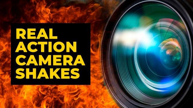 Photo of Real Action Camera Shakes – MotionArray 907926