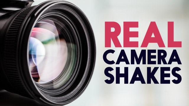 Photo of Real Camera Shakes – MotionArray 804389