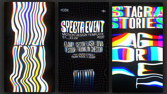 Photo of Spectr Instagram Stories Intro – MotionArray 897145