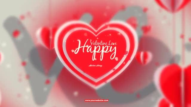 Photo of Valentine Love – MotionArray 903710