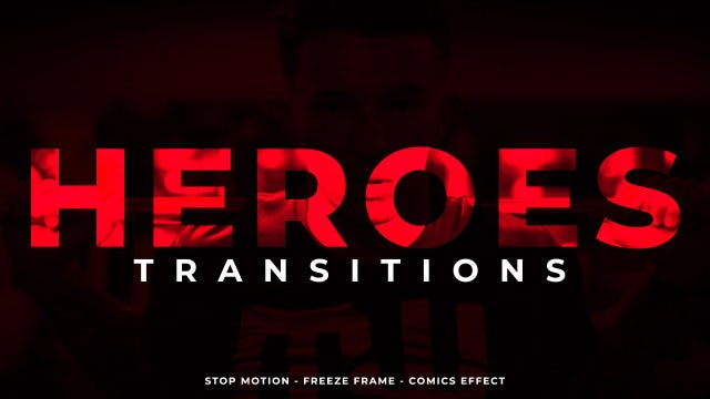 Photo of Freeze Frame Transitions – MotionArray 914478