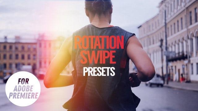 Photo of Rotation Swipe Presets – MotionArray 919827