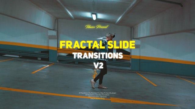 Photo of Fractal Slide Transitions V2 – MotionArray 924062