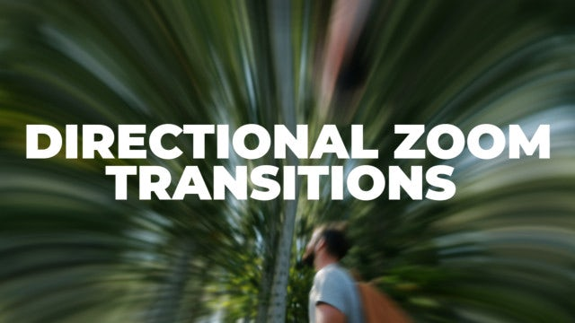 Photo of Directional Zoom Transitions – MotionArray 925239