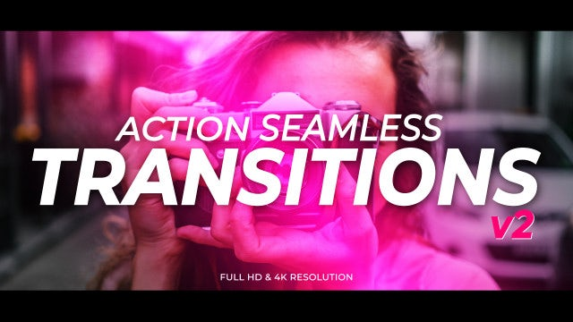 Photo of Action Seamless Transitions V2 – MotionArray 948325