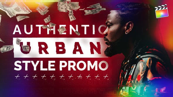 Photo of Authentic Urban Style Promo   For Final Cut & Apple Motion – Videohive 30945580