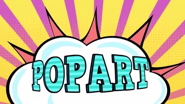 Photo of Backgrounds And Posters In Pop Art Style – MotionArray 926551