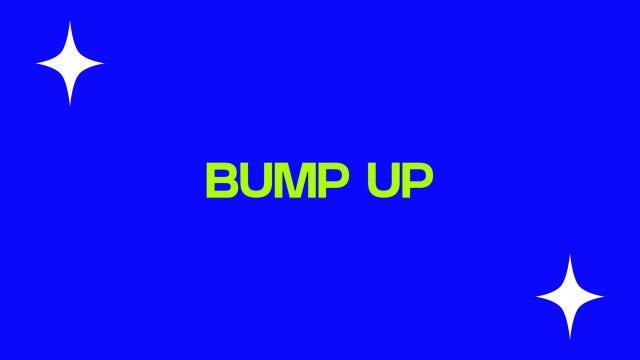 Photo of Bump Up – Dynamic Intro – MotionArray 934847